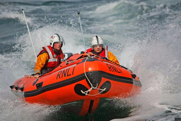 Photo of Eight people rescued off Sligo coast