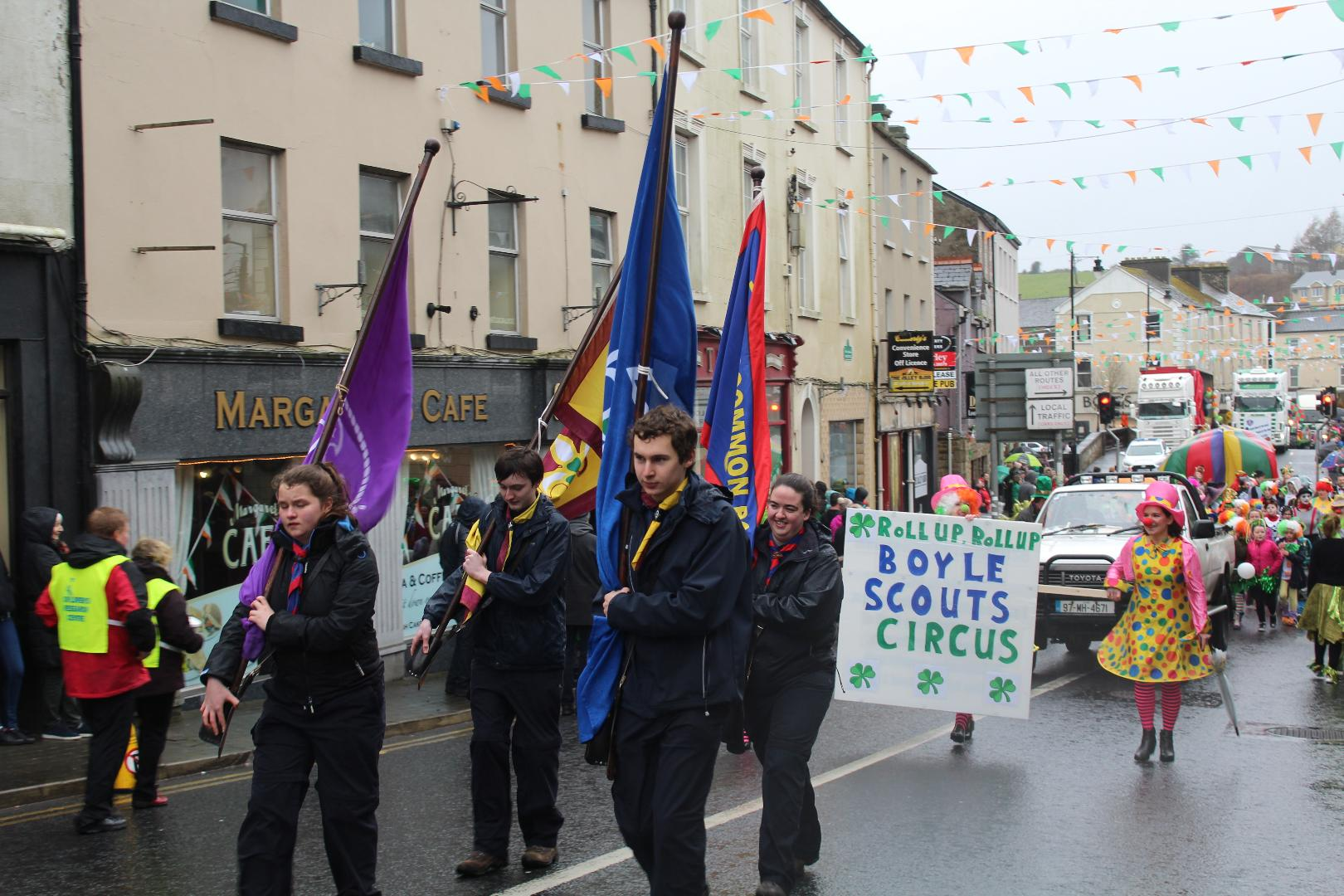 Photo of Scout leaders required in Boyle