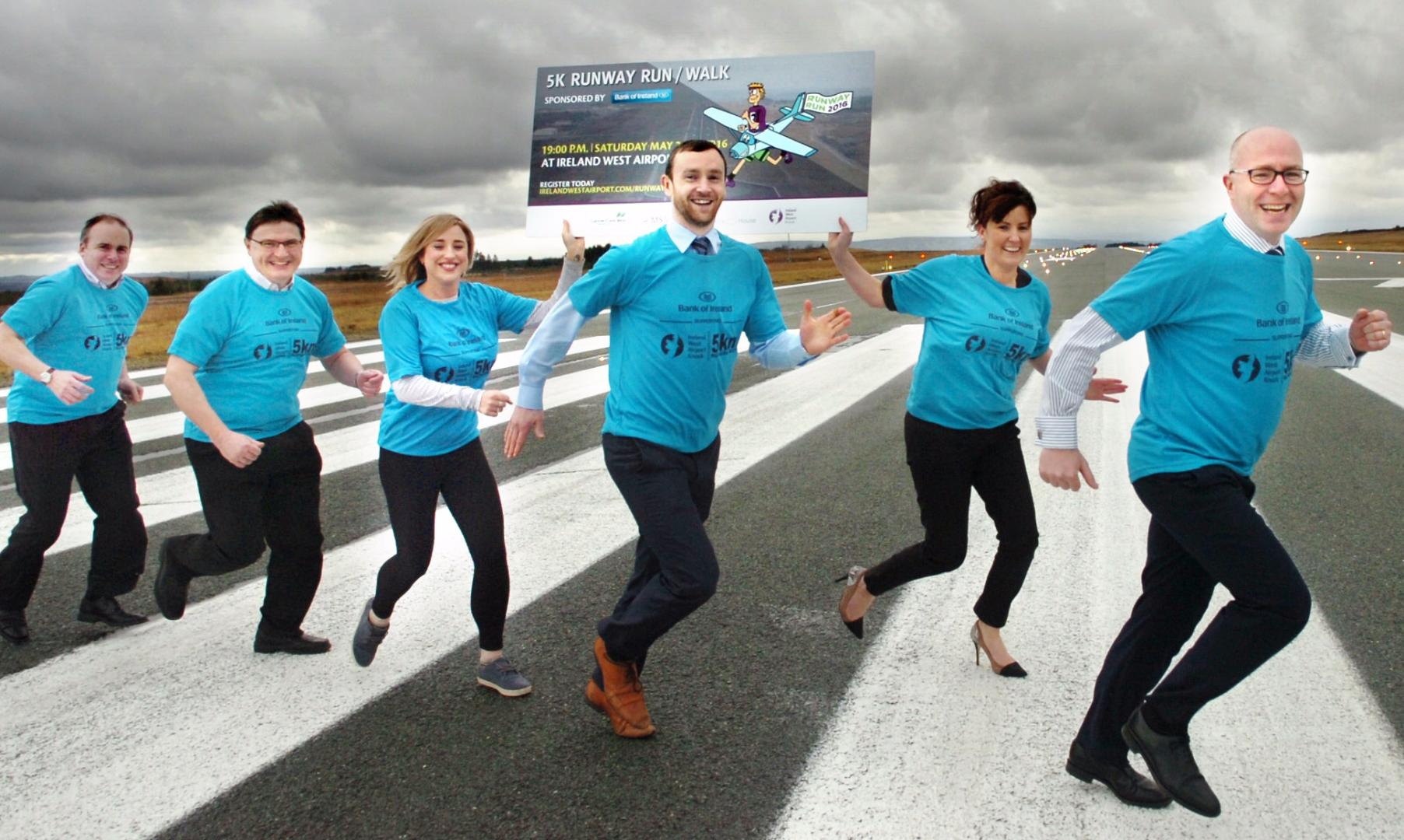 Photo of Ireland West Airport Charity 5k Run