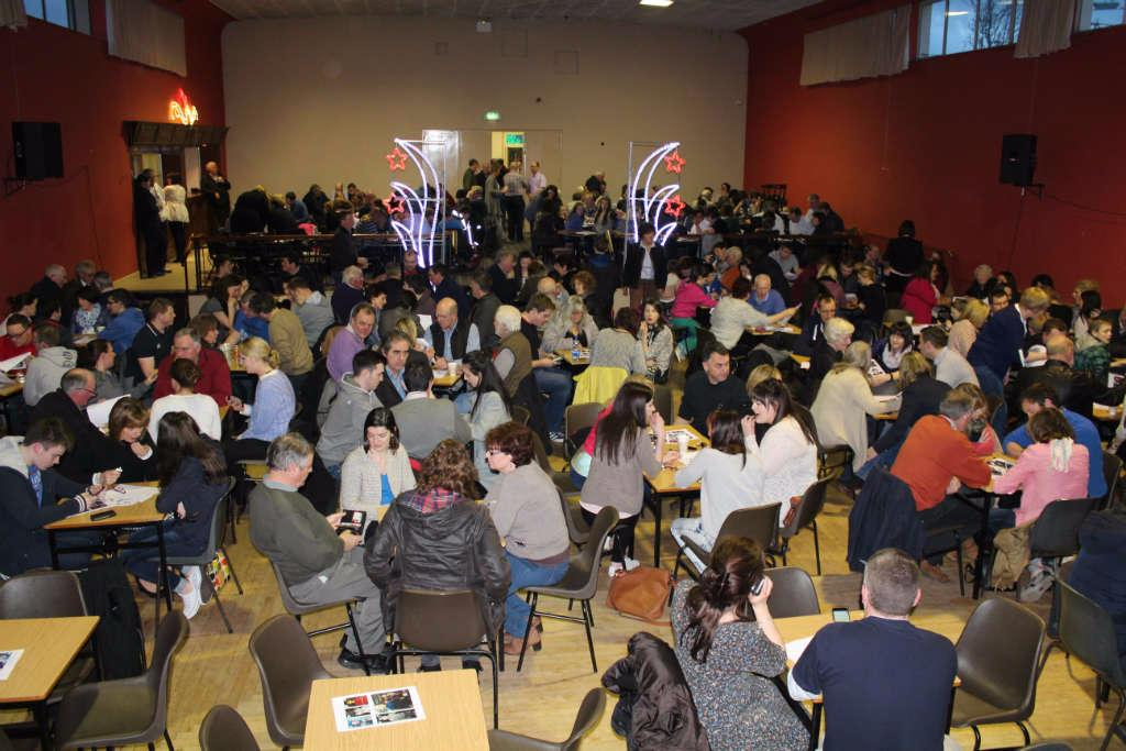 Photo of Bright Sparks Quiz tonight in Boyle