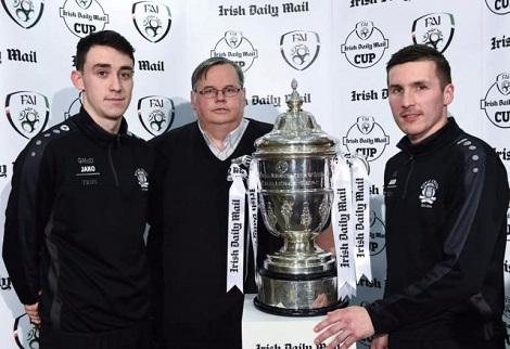 Photo of Draw made for FAI Senior Cup