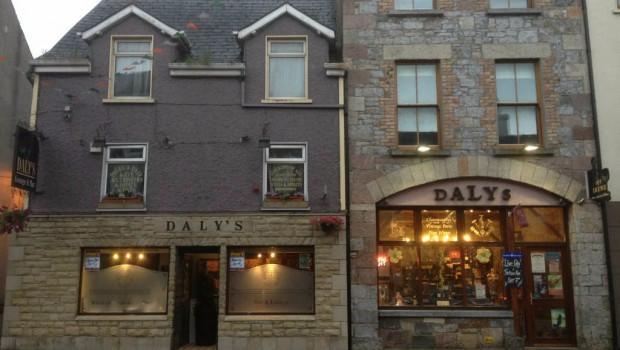 Photo of Daly's Wine Club event tonight