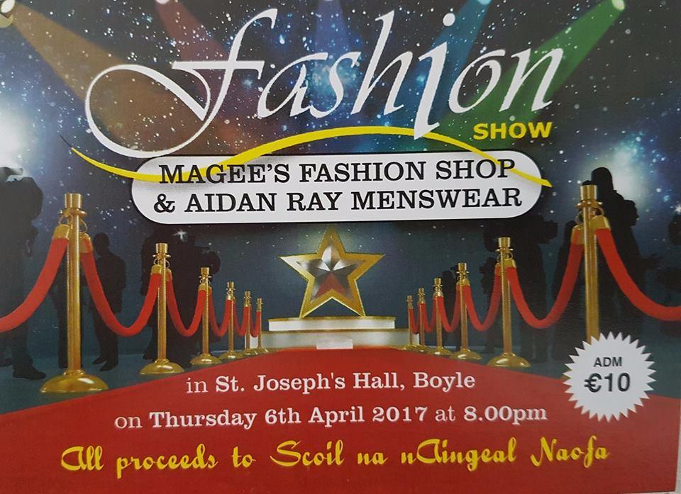 Photo of Fashion Show in Boyle tonight