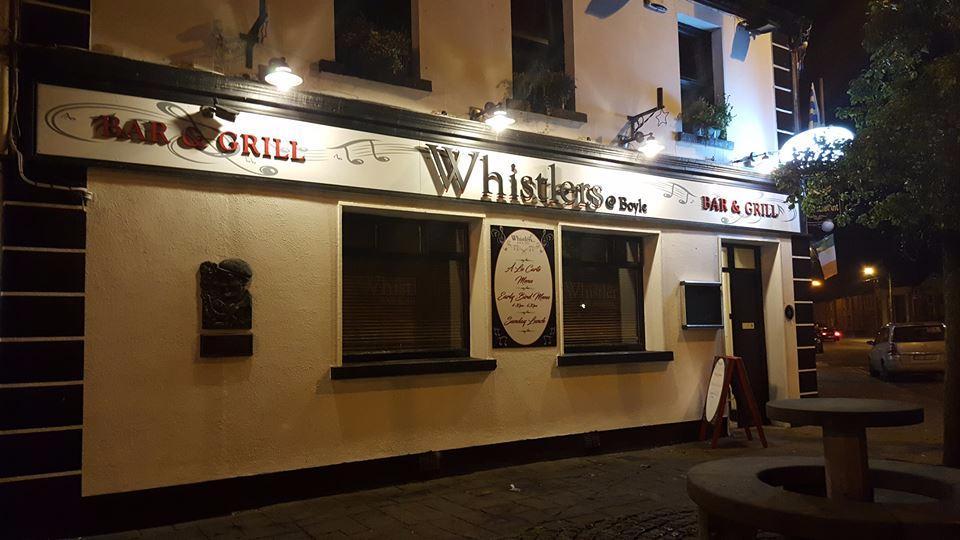 Photo of Vacancies at Whistlers Bar& Grill