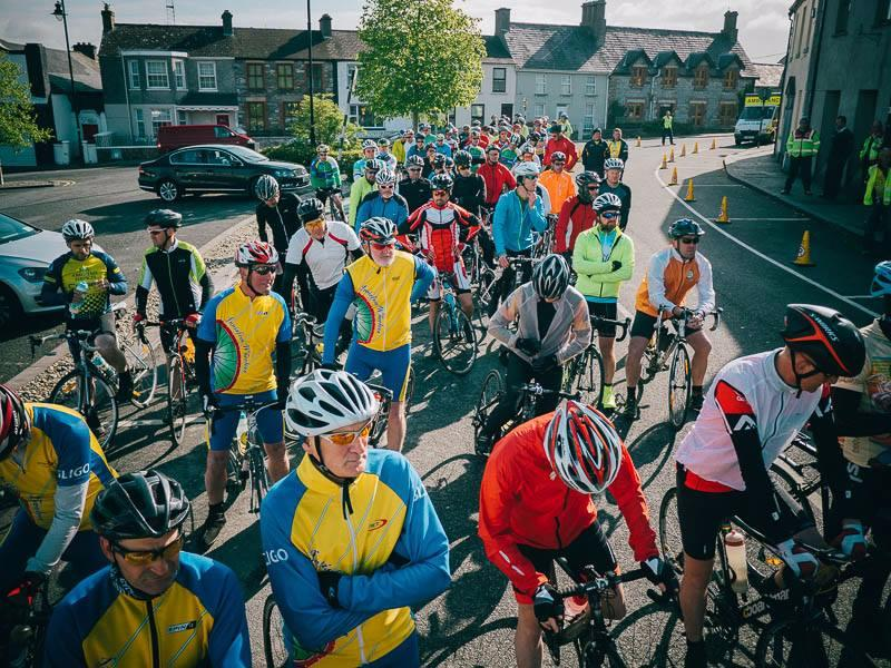 Photo of Cycling club meeting tonight