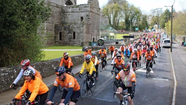 Photo of Cycle Against Suicide in Boyle