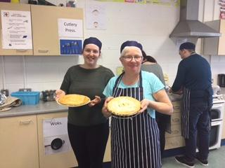 Photo of Baking Day at cookery course
