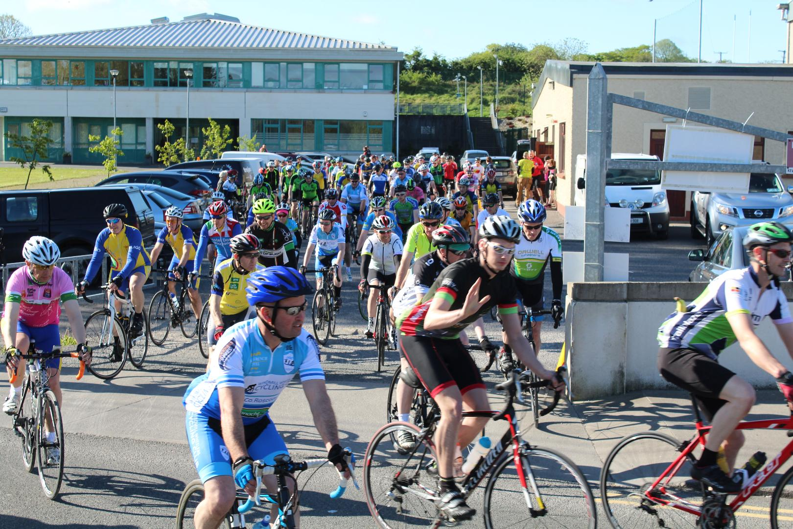 Photo of Traffic advice ahead of cycling classic