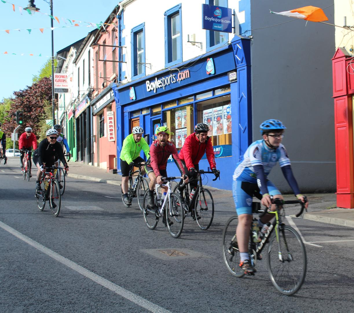 Photo of Lough Key Sportive a great success