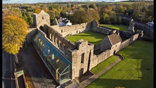 Photo of €30k allocated for coach and car parking at Boyle Abbey
