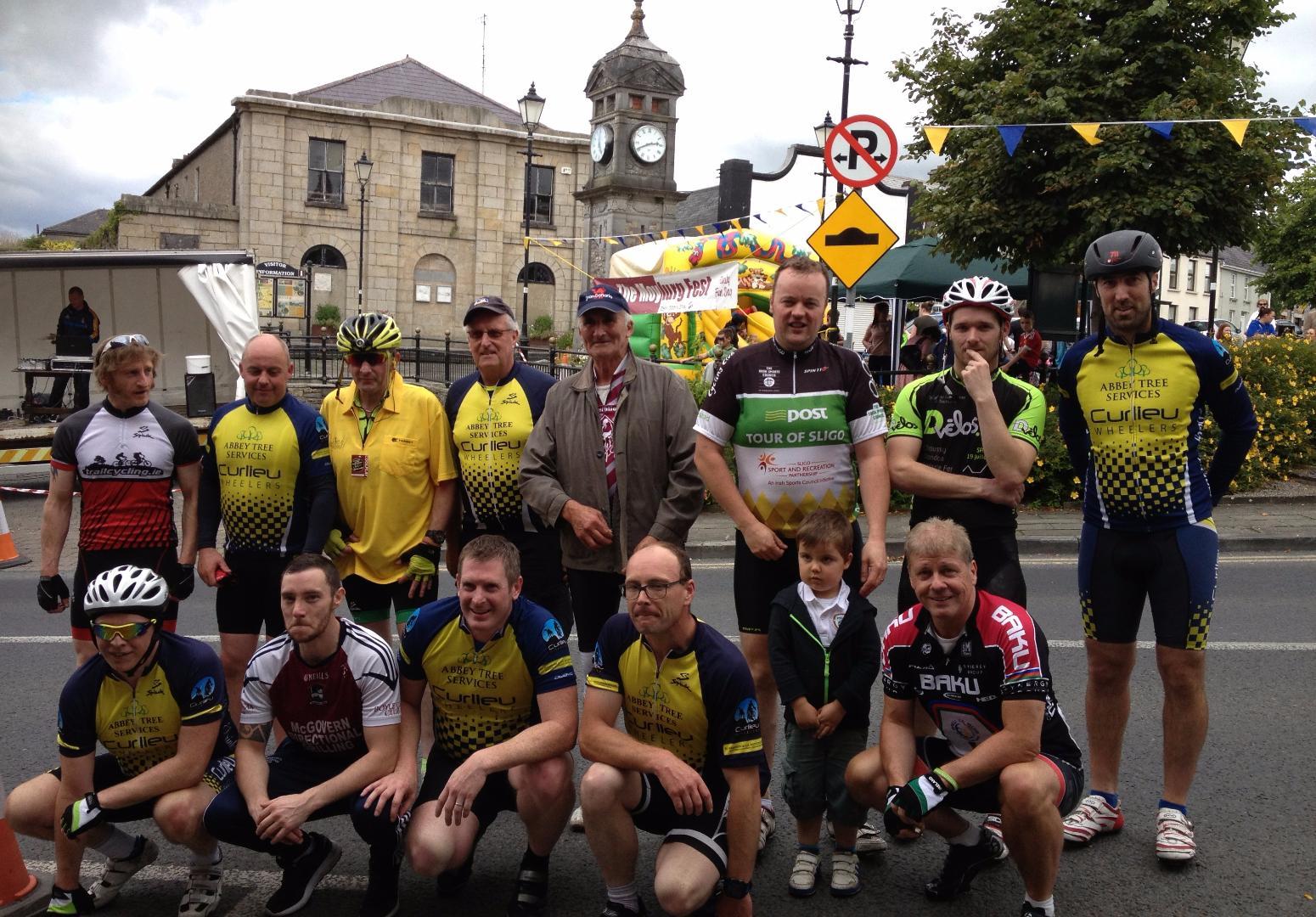 Photo of Curlieu Wheelers cycling club news