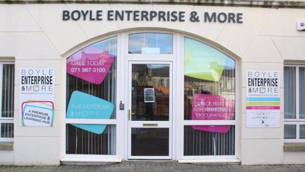 Photo of Training at Boyle Enterprise Centre