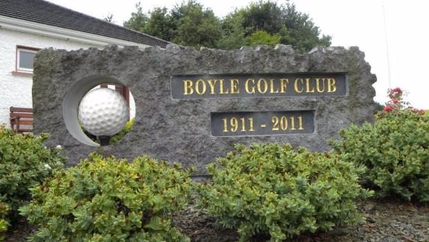 Photo of Open week at Boyle Golf Club