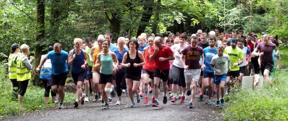 Photo of Athletic club 'run' Lough Key parkrun