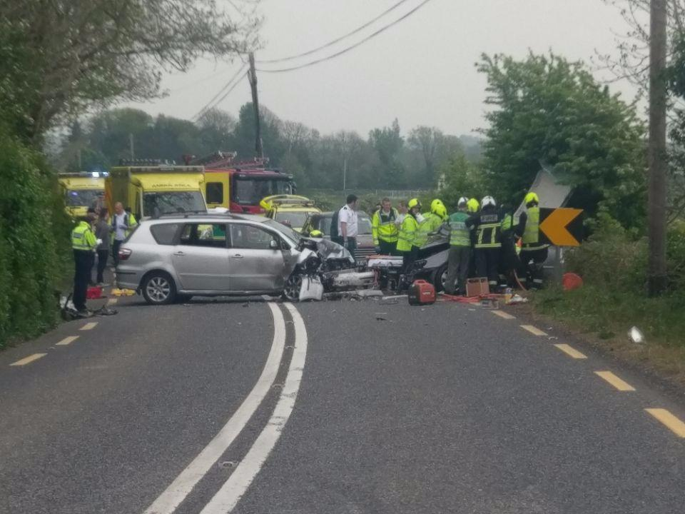 Photo of Man airlifted to UCHG following crash