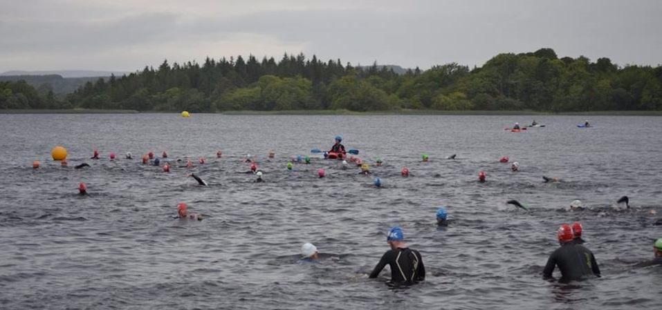 Photo of Successful Lough Key Aquathon held
