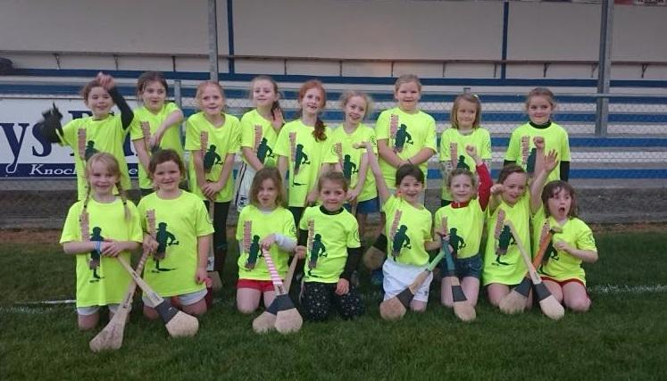 Photo of Camogie Blitz in Boyle this evening