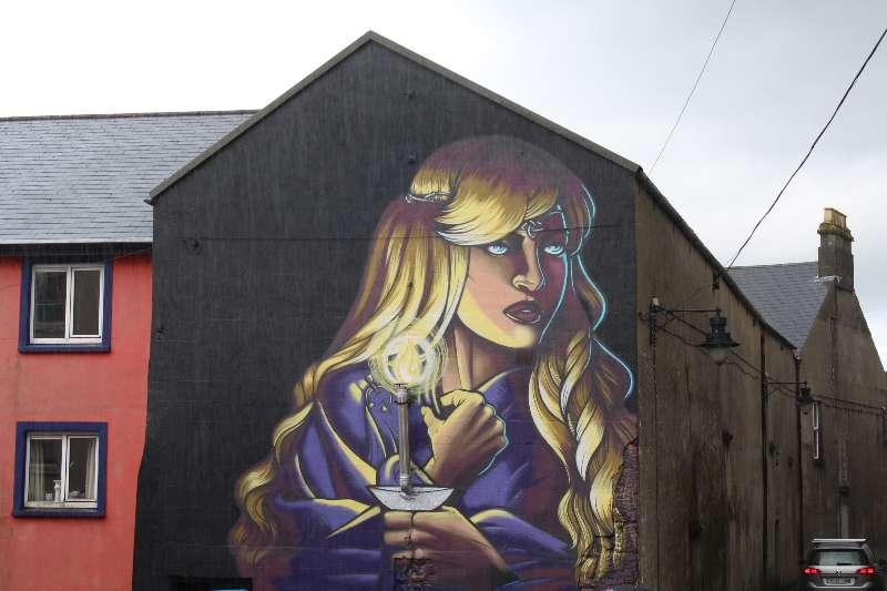 Photo of Una Bhan & Isles of Lough Key story