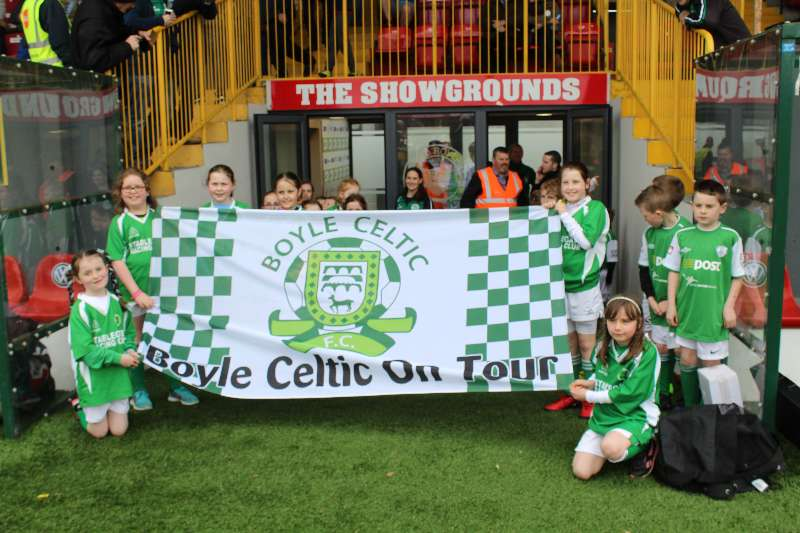 Photo of 'Celtic underage training schedule