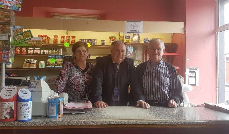 Photo of O'Donnell's shop closes in Keadue