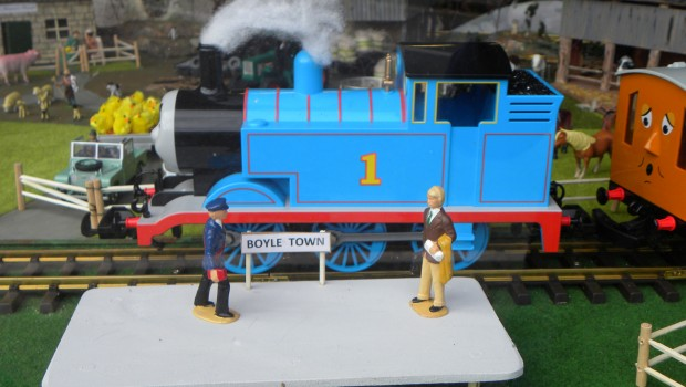 Photo of Model Railway consultation today