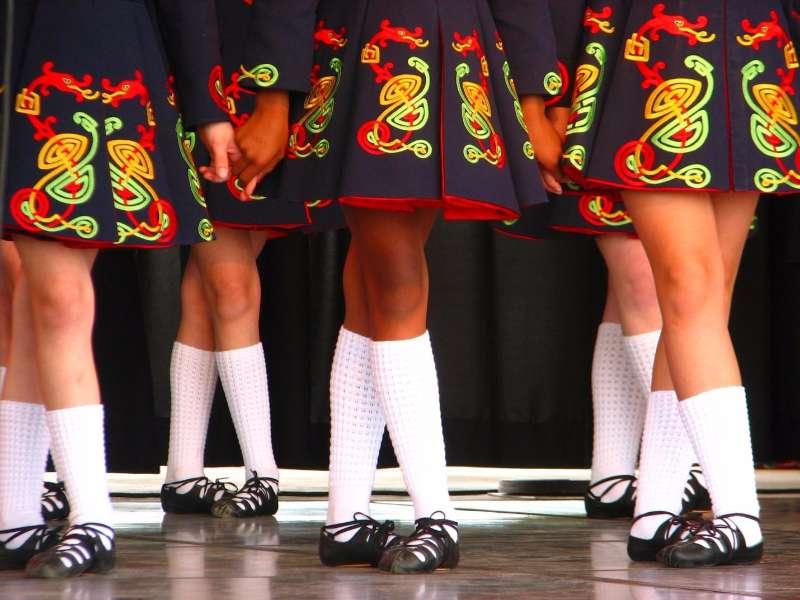 Photo of Irish dance classes in St Joseph's Hall