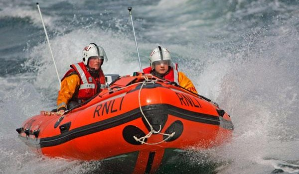 Photo of Boating couple rescued on Lough Ree