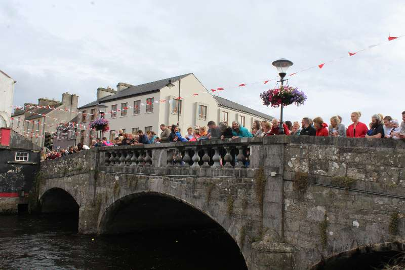 Photo of Great quack duck racing in Boyle