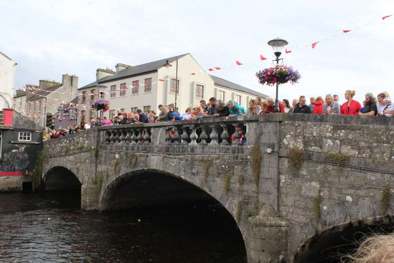 Photo of 'Rock the Clock' weekend in Boyle