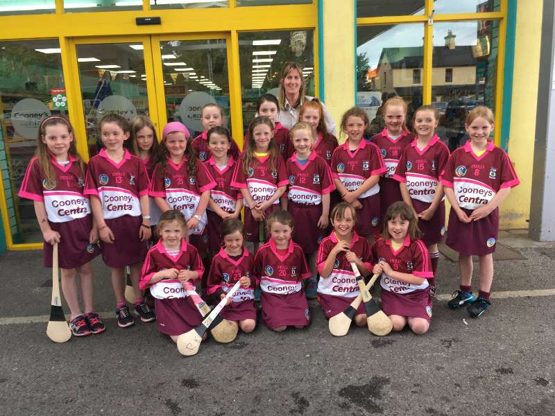 Photo of Boyle camogie girls travel to Galway