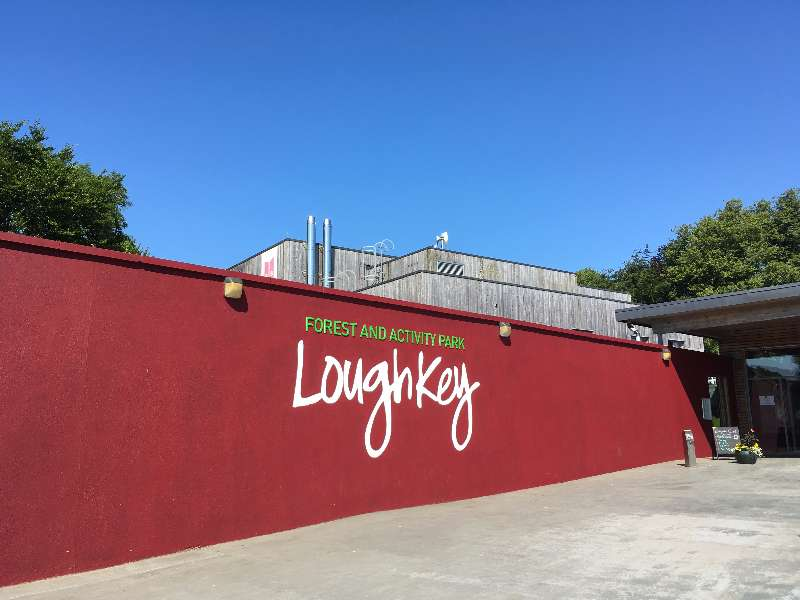 Photo of No re-opening date for Lough Key Forest Park