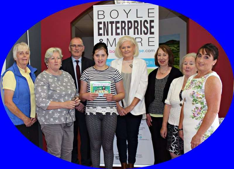 Photo of Boyle Summer Show launch