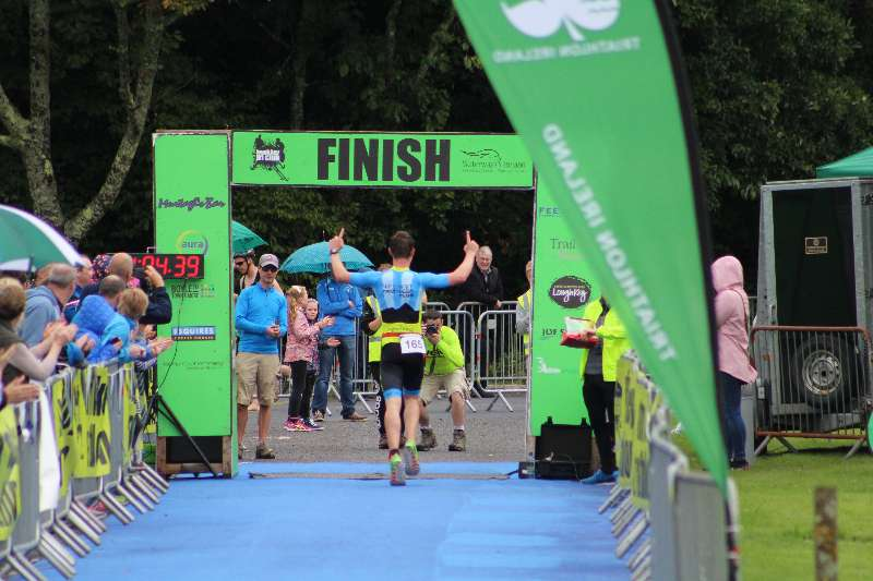 Photo of Three weeks to Lough Key Triathlon