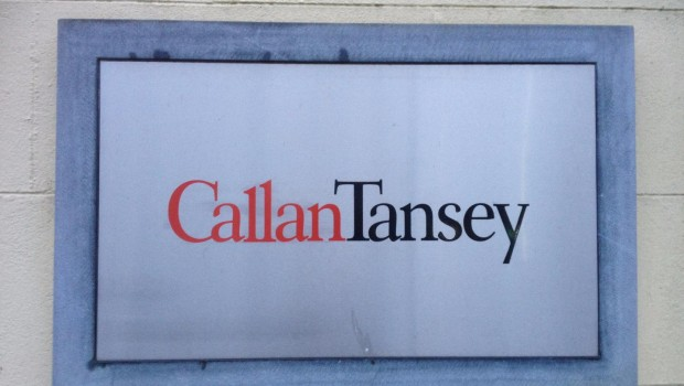 Photo of Callan Tansey conference