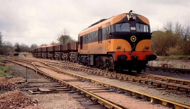 Photo of Rail Tour to pass through Boyle