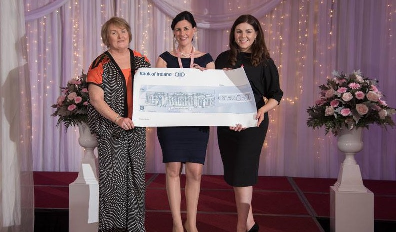 Photo of Pink Ribbon lunch raises €8,320