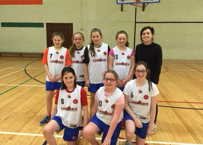Photo of Victory for Boyle 5th class girls