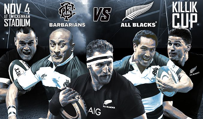 Photo of Rory to lead Barbarians on to pitch