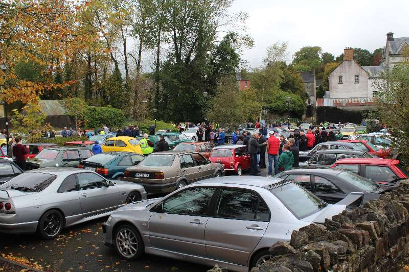 Photo of Over 90 vintage & classic cars in Boyle