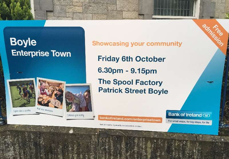 Photo of Enterprise Town Evening in Boyle