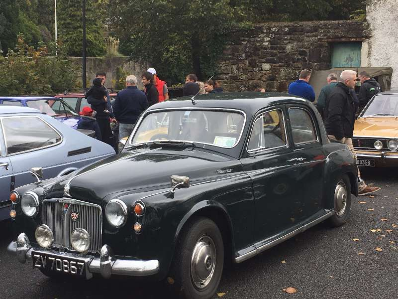 Photo of Vintage Car weekend in Roscommon
