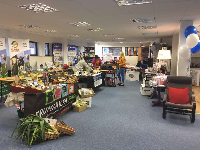 Photo of Boyle Craft Fair is now full