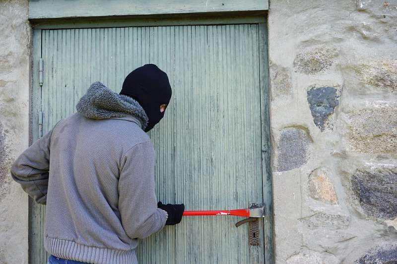 Photo of Concern at level of burglaries & theft