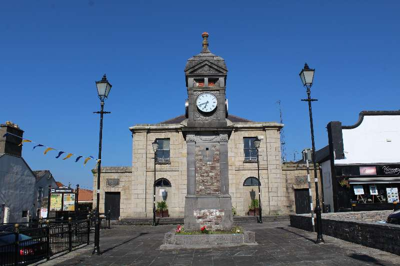Photo of Boyle courthouse project to get €148k
