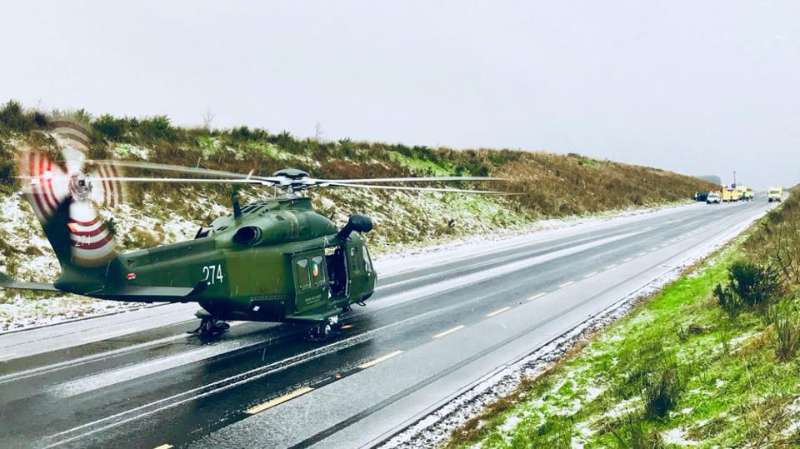 Photo of Serious RTC near Ballaghaderreen