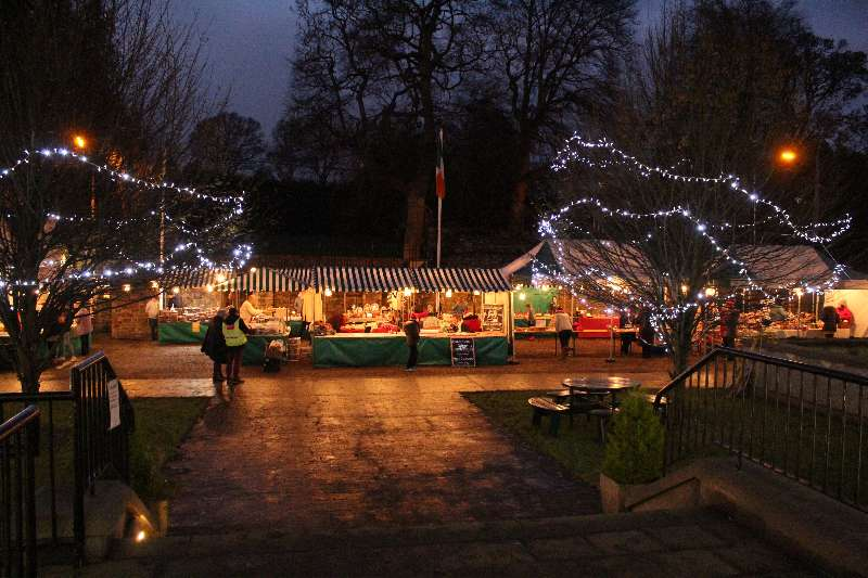 Photo of Two Christmas Craft Fairs in Boyle