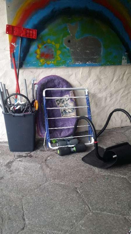 Photo of Charity shop concern at 'rubbish'