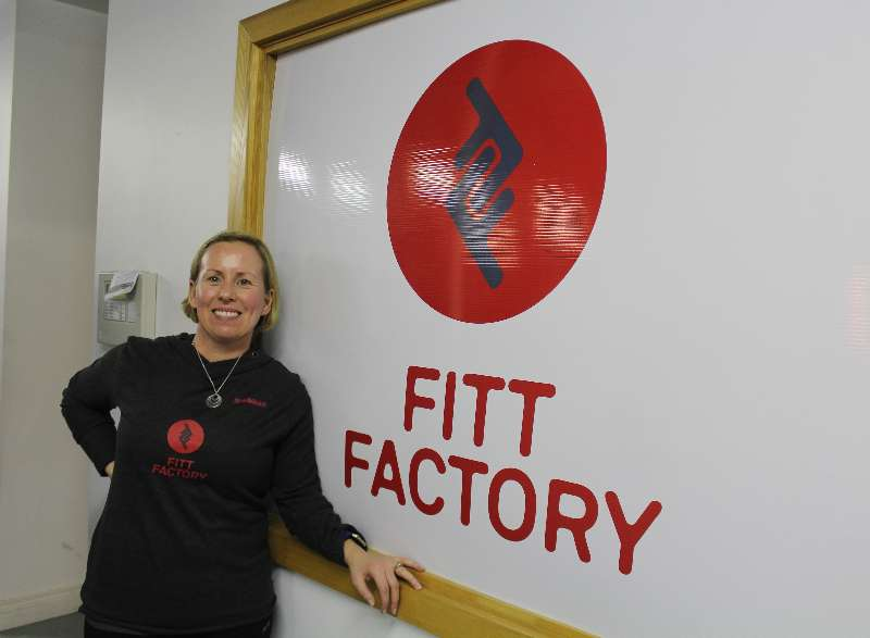 Photo of Pre Christmas workout in Fitt Factory