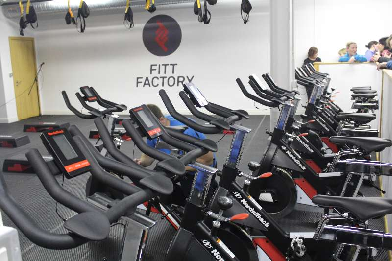 Photo of Fitt Factory classes for this week