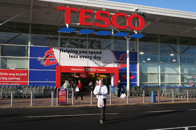 Photo of Tesco opens following 'an incident'